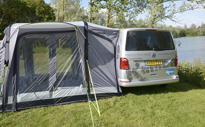 Consider a Drive-Away Awning for Ease When Exploring