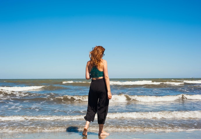 At Home or the Beach: Cotton Is Lightweight, Natural and Breathable