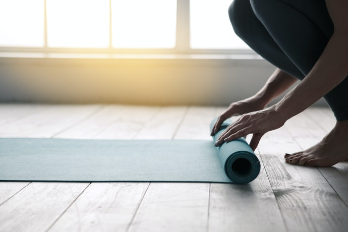 Choose Workout DVDs That Don't Require Big or Bulky Equipment