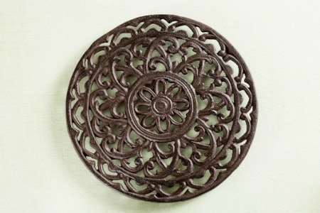 Cast Iron Trivets Are an Ode to the Styles of Centuries Past