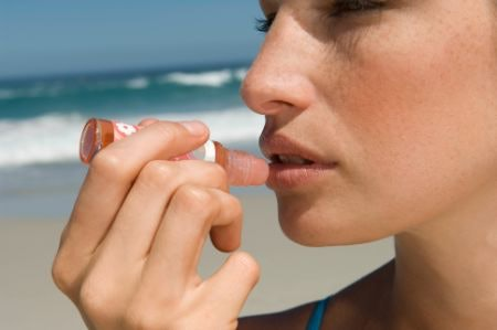 For Sun Protection, Look for a Lip Balm With SPF