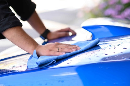 Scrutinise Whether a Wax Can Be Applied to Wet or Dry Surfaces