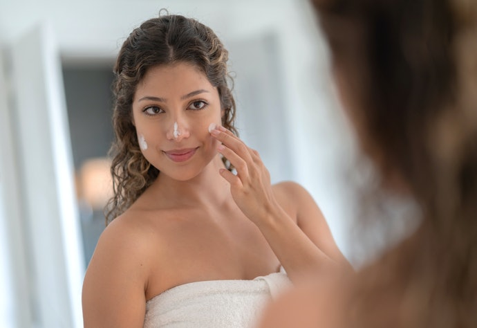 Creams Allow for Heavier Coverage; Lotions Suit Spot-Prone Skin