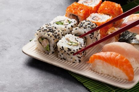 Planning to Make Sushi? Go for Short-Grain Akitakomachi