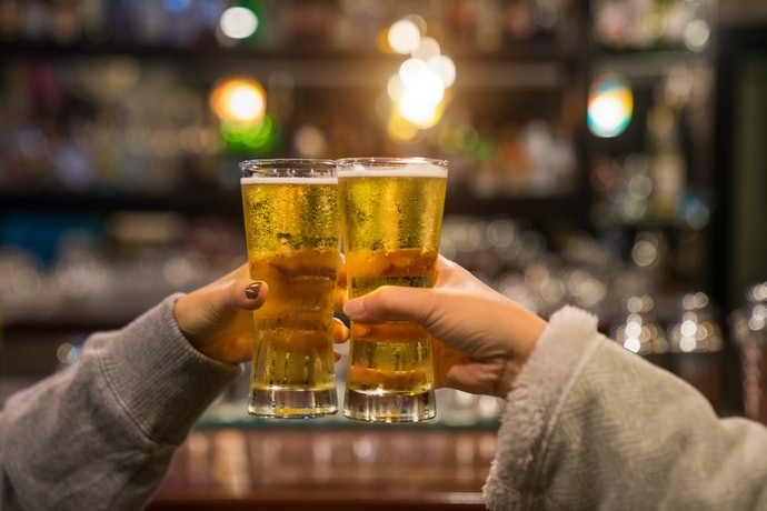 Pilsner Glasses Work Best With Lighter Beers