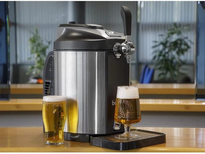 Keg Machines Pour the Best Pints