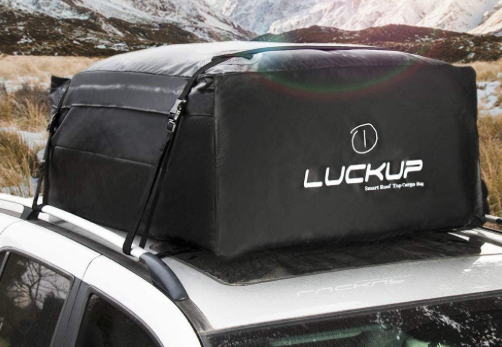 Soft Roof Boxes Are a Lightweight and Flexible