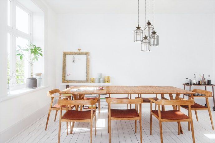 Choose the Right Table Shape for the Space