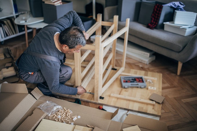 Look for Signs of Sturdy Construction and Check Assembly Requirements