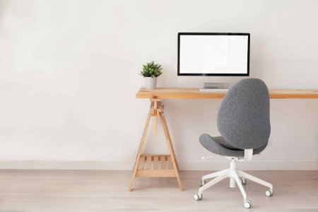 Desk Chairs Aren't Just for Work