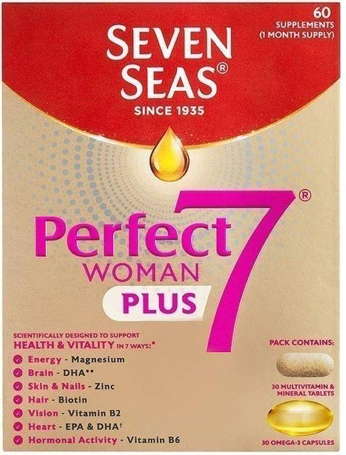 Seven Seas Perfect7 Woman Plus 1