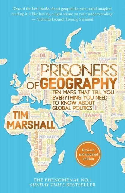 Tim Marshall Prisoners of Geography 1