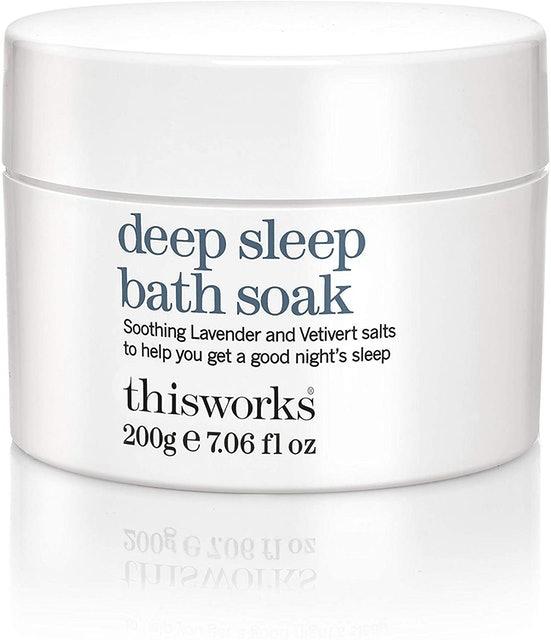 This Works Deep Sleep Bath Soak 1