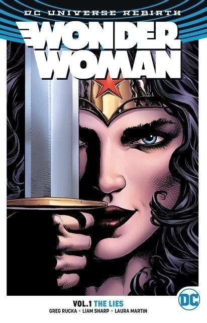 Greg Rucka, et al.  DC Universe Rebirth - Wonder Woman Vol. 1: The Lies 1