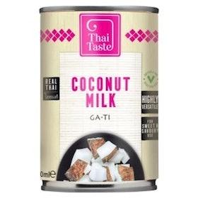 Top 10 Best Coconut Milk in the UK 2021 (Biona, Thai Taste and More) 1