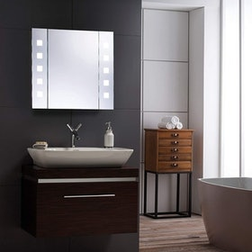 Top 10 Best Bathroom Mirrors in the UK 2021 (Croydex, Neue Design and More) 3