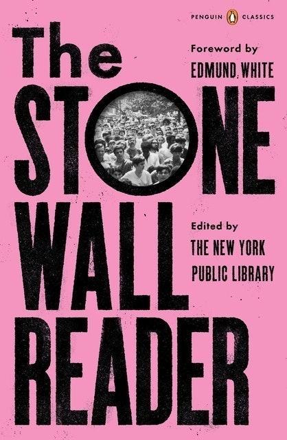 Jason Baumann and Edmund White The Stonewall Reader 1