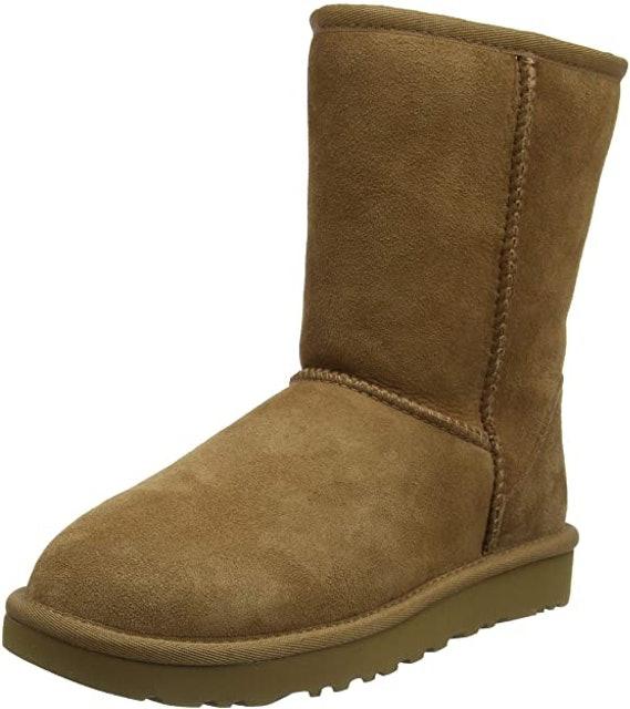 Ugg Classic II Short Sheepskin Ankle Boots 1