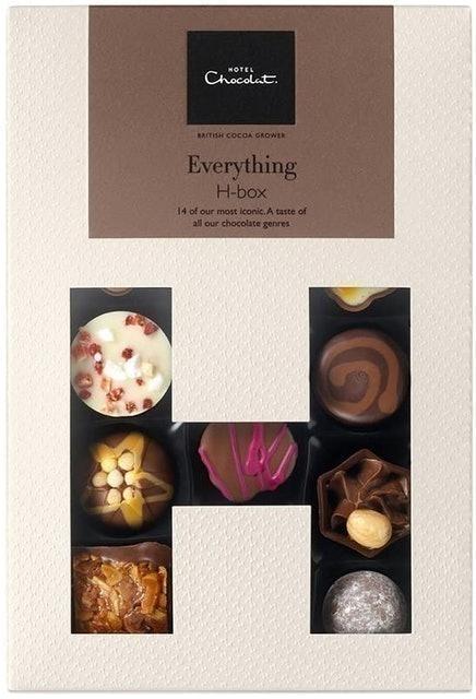 Hotel Chocolat The Everything H-Box 1
