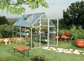 Top 10 Best Small Greenhouses in the UK 2021 (Palram, Outsunny and More) 3