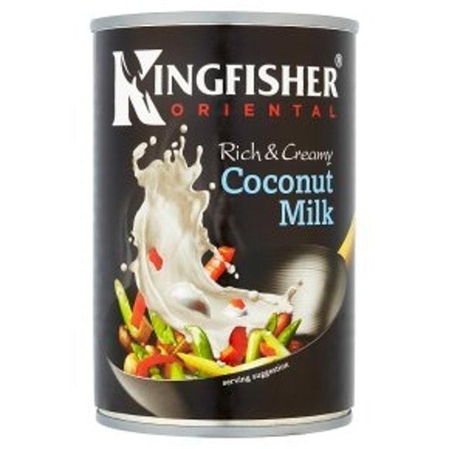 Kingfisher Oriental Coconut Milk 1