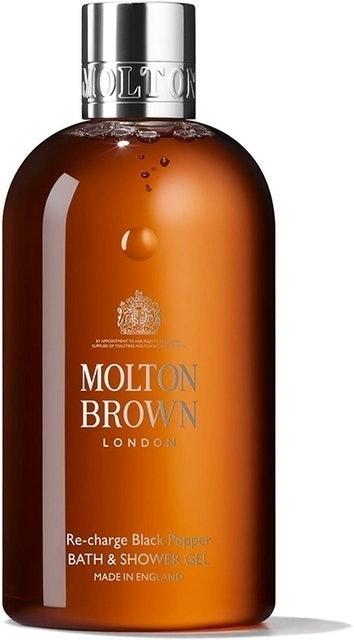 Molton Brown Re-charge Black Pepper Bath & Shower Gel 1