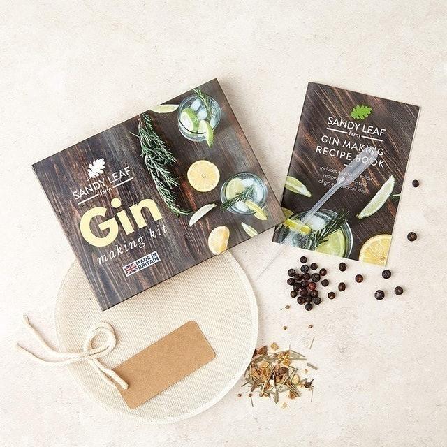 Sandy Leaf Farm Store Gin Making Kit 1
