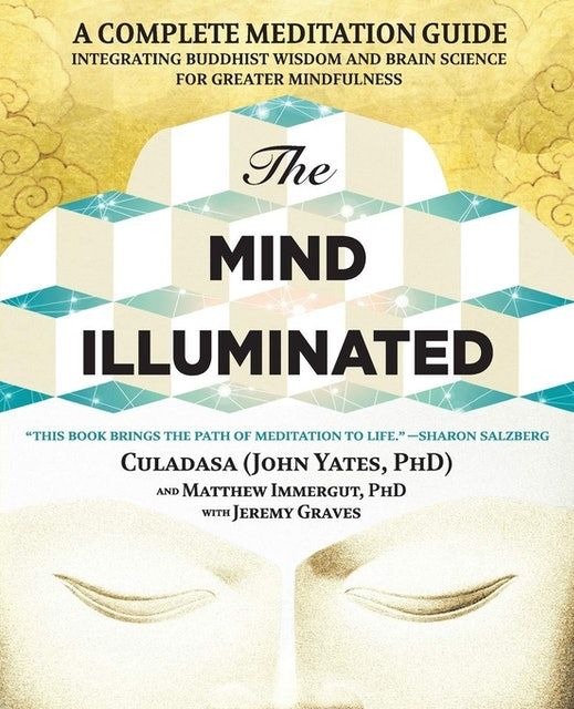 John Yates The Mind Illuminated: A Complete Meditation Guide Integrating Buddhist Wisdom and Brain Science for Greater Mindfulness 1