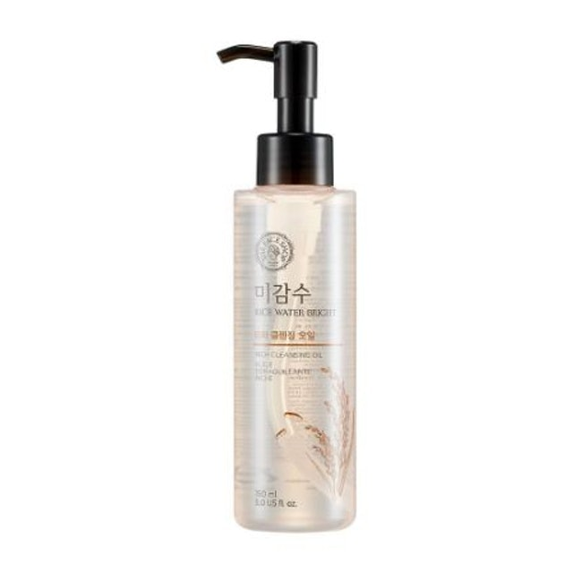 The Face Shop  Rice Water Bright Rich Cleansing Oil 1