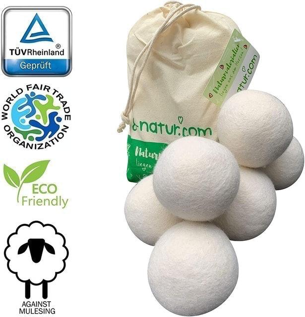 8-Natur.com Natural Dryer Balls 1