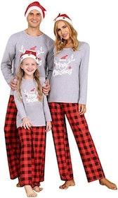 Top 10 Best Family Christmas Pyjamas in the UK 2020 (Hatley, Harrystore PJs and More) 1