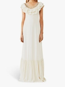Top 10 Best Wedding Dresses Under £500 in the UK 2021 (ASOS, Monsoon and More) 4