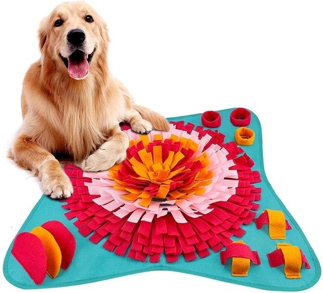 FREESOO Brain Training Dog Snuffle Mat 1