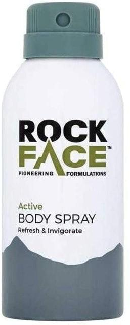 RockFace Active Body Spray  1