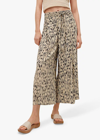 Top 10 Best Culotte Trousers in the UK 2021 (Mango, Whistles and More) 3