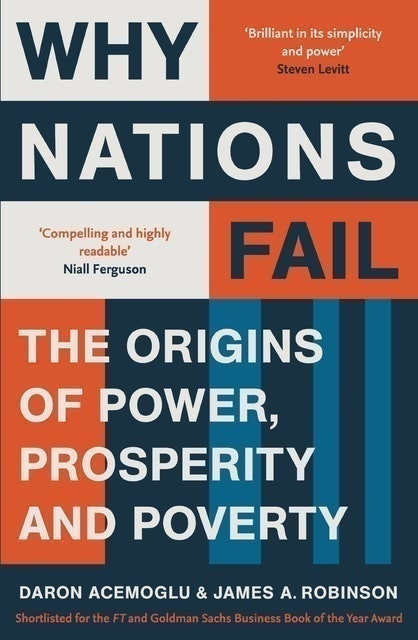 Daron Acemoglu & James A. Robinson Why Nations Fail 1