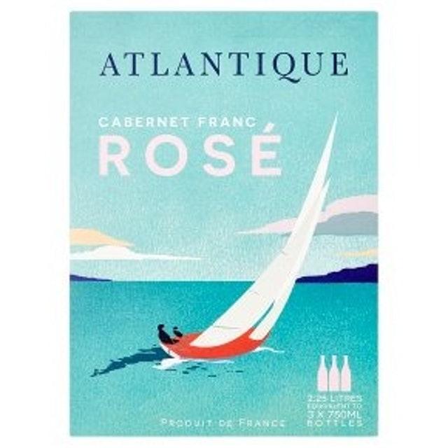Atlantique Cabernet Franc Rosé 1