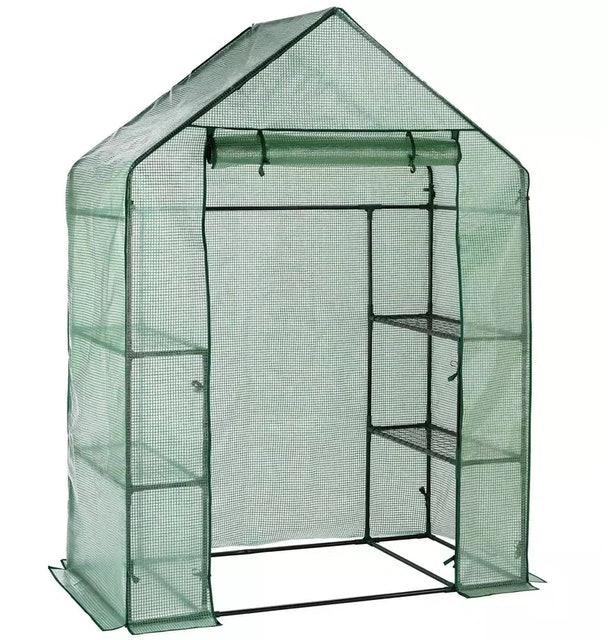 McGregor Walk In Greenhouse 1