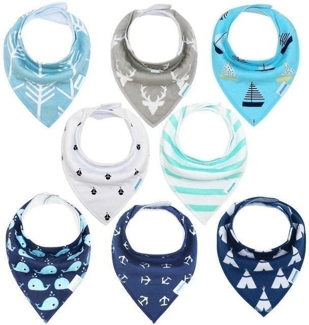 Yoofoss Baby Bandana Dribble Bibs 1