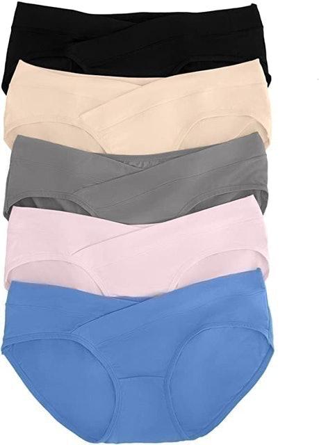 Kindred Bravely Under-the-Bump Bikini Underwear 1