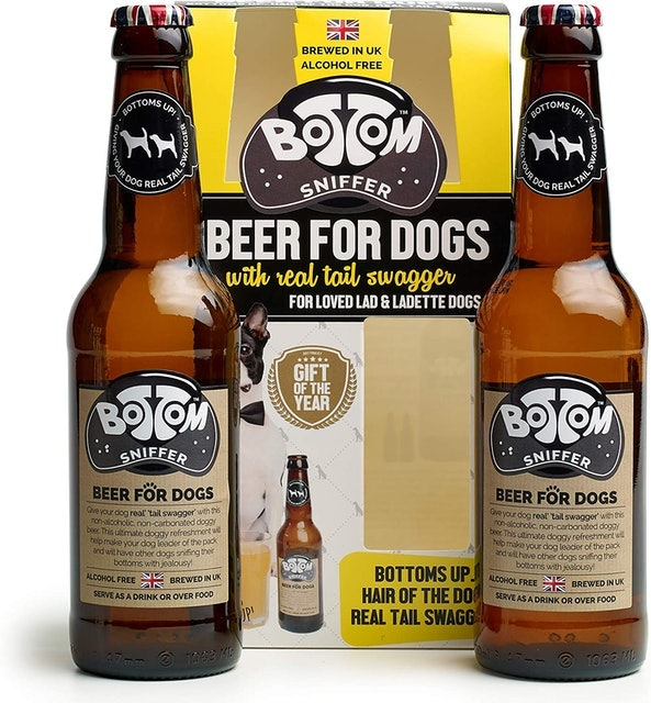 Woof and Brew Beer for Dogs 1