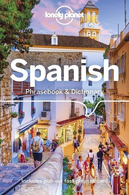 Lonely Planet  Spanish Phrasebook and Dictionary 1