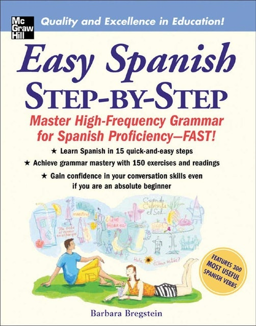 Mc Graw Hill Easy Spanish Step-by-Step 1