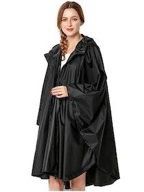 Top 10 Best Raincoats for Women in the UK 2021 5