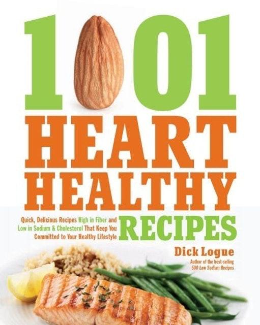 Dick Logue  1001 Heart Healthy Recipes 1