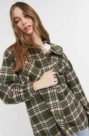 Top 10 Best Flannel Shirts for Women in the UK 2021 (Missguided and More) 3