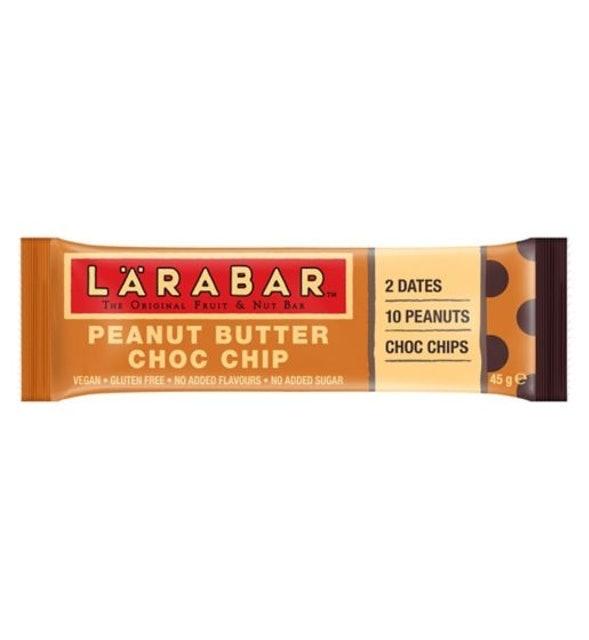 LÄRABAR Peanut Butter Choc Chip Bar 1