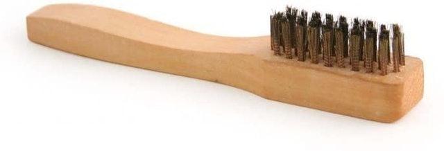 Charles Bentley Suede Shoe Brush 1