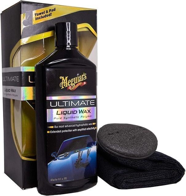 Meguiar's Ultimate Liquid Car Wax 1