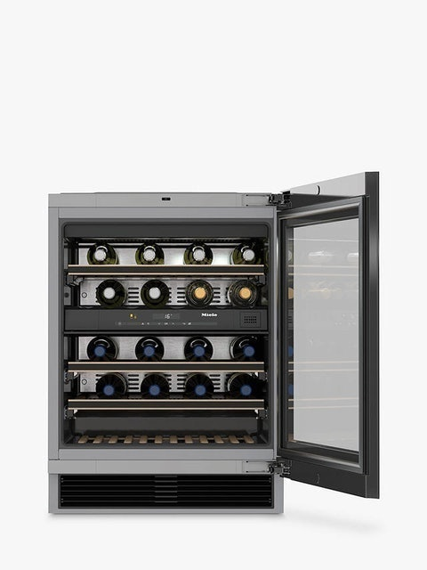 Miele Integrated Wine Cabinet 1
